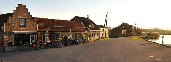 café-restaurant Oud Verlaat, 2013